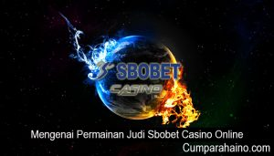 Keuntungan Permainan Poker Di Agen Sbobet Casino