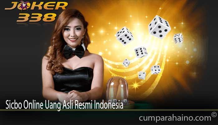 Sicbo Online Uang Asli Resmi Indonesia