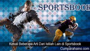 Kenali Beberapa Arti Dari Istilah Lain di Sportsbook
