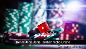 Kenali Jenis Jenis Taruhan Sicbo Online